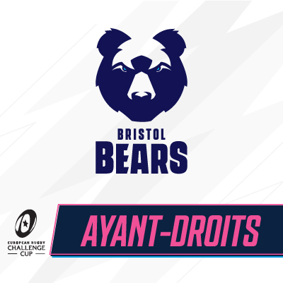 MATCH - AYANT-DROIT - SF PARIS / BRISTOL BEARS ERCC